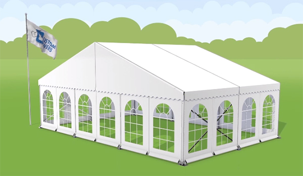 <b>Custom Covers</b> <br>How to Build a Marquee