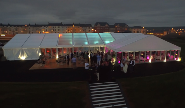 <b>EventCo Marquees</b><br>Building the Perfect Wedding