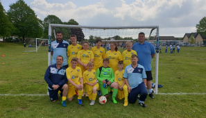 Pan Disability Football team