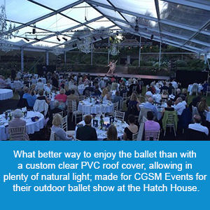 Hatch House Wiltshire Outdoor ballet