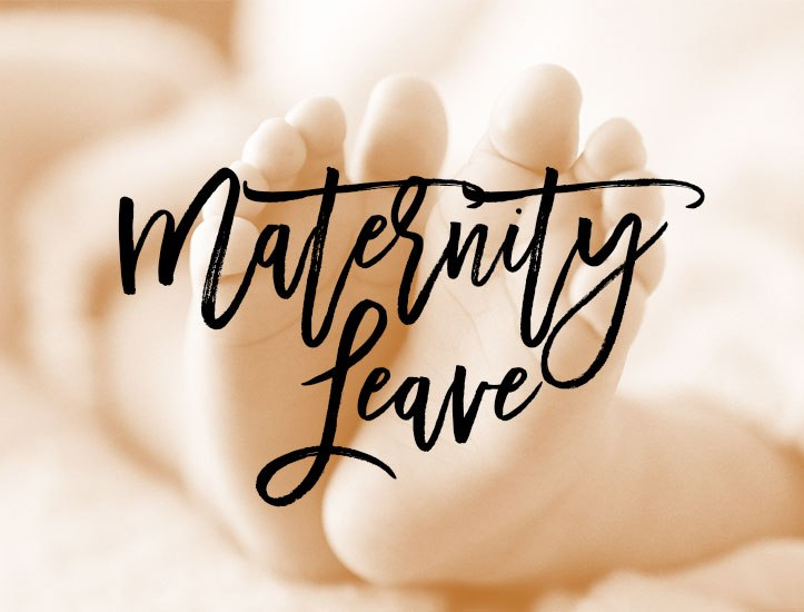 Maternity Leave - JP