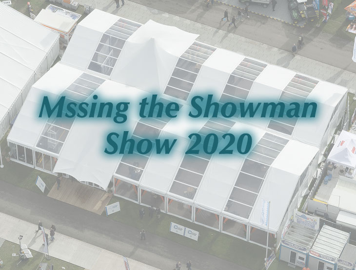 Missing the Showman Show 1