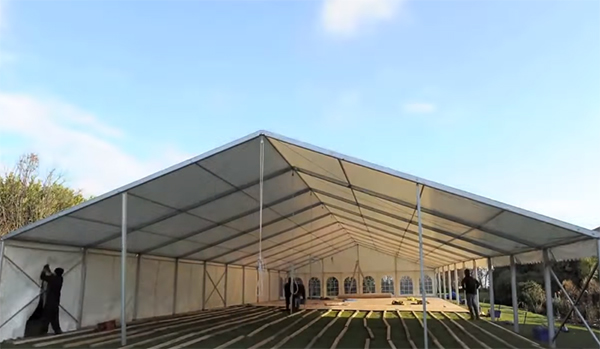 <b>Perfect Day Marquees</b><br>12m x 24m Coverspan Marquee
