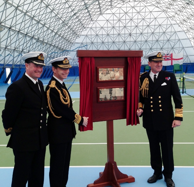 Sea Lords opening portsmouth tennis centre