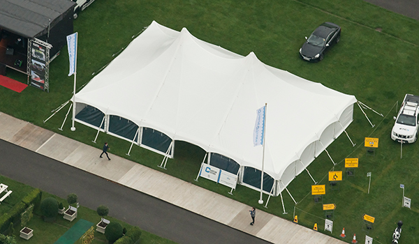 <b>Custom Covers</b><br>Tensile Traditional Marquee Flythrough