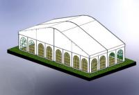 Curved Roof 3D