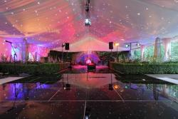 Academy Marquees Ltd Ed Buchannan Winner best interior