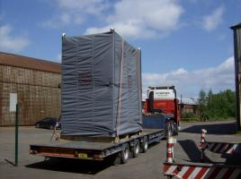 specialist haulage cover