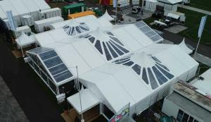 Custom Covers Showmans Show 18 from the Sky