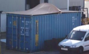 Container Shade cover 01
