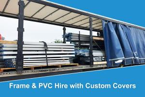 Frame and PVC Hire
