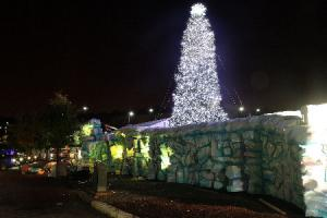 Bluewater Christmas grotto