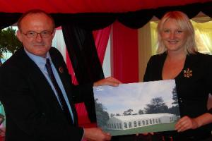 Photo Competition winner Jamie from Marquees Direct