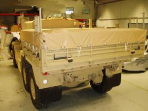 military truck cover