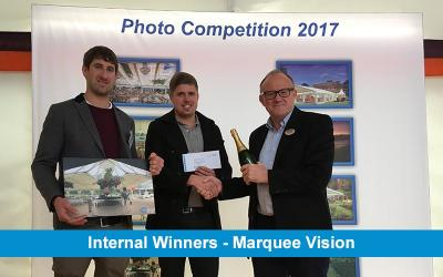 Award Giving - Marquee Vision