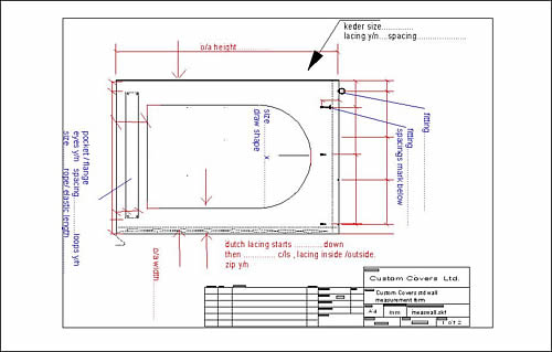 PVC Wall Measurement Form 1